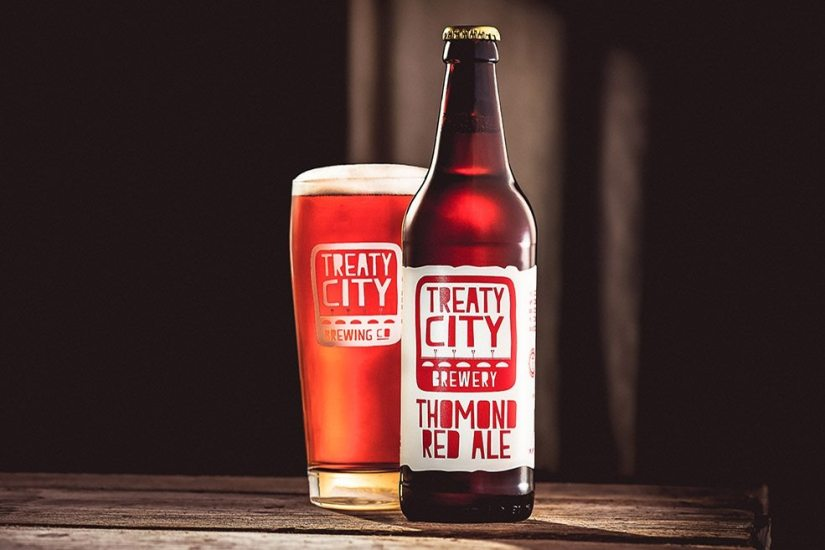 Treaty City – Thomond Red Ale